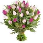 Roze tulpen bestellen of bezorgen