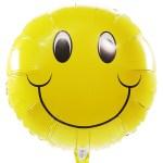Smiley ballon versturen bestellen of bezorgen