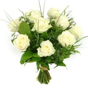 Witte rozen bestellen bestellen of bezorgen