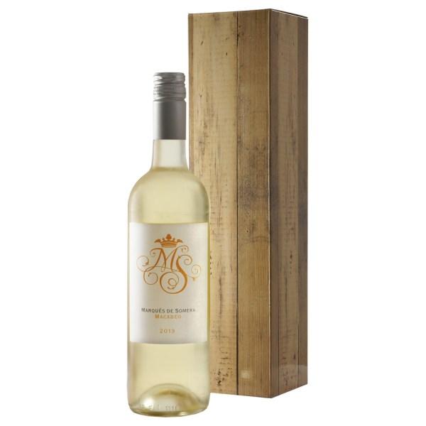 Witte wijn Marqués Macabeo bestellen of bezorgen