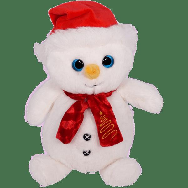 Kerstknuffel De Snowman bestellen of bezorgen