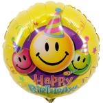 Happy Birthday helium ballon bestellen of bezorgen