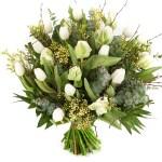 Witte tulpen bestellen of bezorgen
