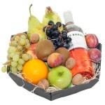 Fruitmand rosé wijn bestellen of bezorgen online