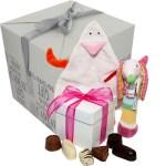 Geboorte cadeau Huggels tuttle bestellen of bezorgen online