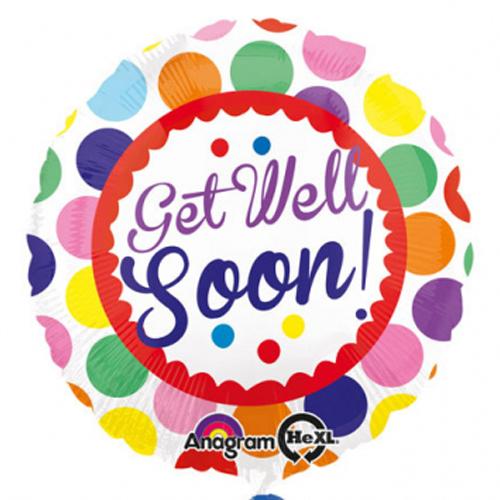 Get well Soon! dots bestellen of bezorgen online
