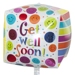 Get well soon cubez bestellen of bezorgen online