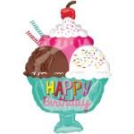 Happy Birthday Ice Cream bestellen of bezorgen online