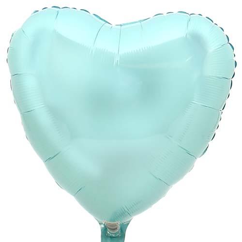 Hart ballon baby blauw bestellen of bezorgen online