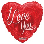 I love you rosepetals bestellen of bezorgen online