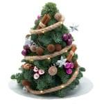 Kerstboom paars/lila bestellen of bezorgen online