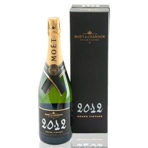 Moët & Chandon champagne vintage 2012 bestellen of bezorgen online