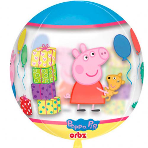 Orbz Peppa Pig heliumballon bestellen of bezorgen online
