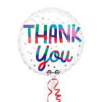Thank you heliumballon bestellen of bezorgen online