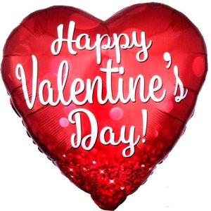 Valentijn sparkle jumbo bestellen of bezorgen online