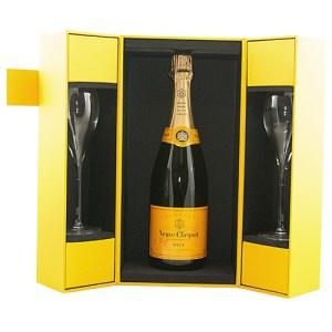 Veuve Clicquot luxe cadeau box bestellen of bezorgen online