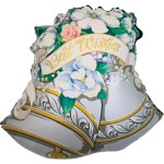 Wedding bells heliumballon bestellen of bezorgen online