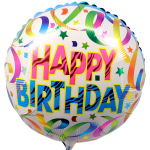 Happy birthday smiley ballon bestellen bestellen of bezorgen