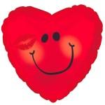hart smiley kus bestellen of bezorgen online
