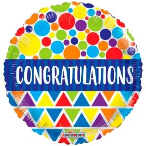 Congratulations (dots) bestellen of bezorgen online