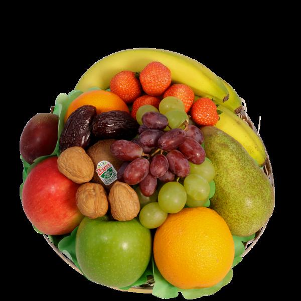 Klassieke fruitschaal middel bestellen of bezorgen