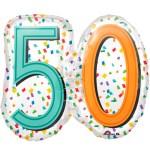SuperShape Rainbow Birthday 50 bestellen of bezorgen online
