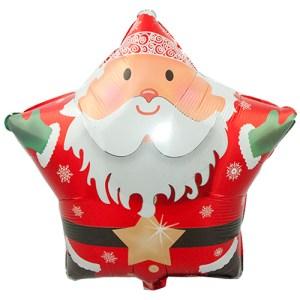 Smiling Santa Star 45cm bestellen of bezorgen online