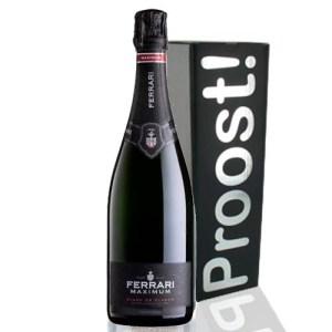 Ferrari champagne maximum brut in cadeau box bestellen of bezorgen online
