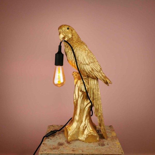 Lamp-Papegaai-1