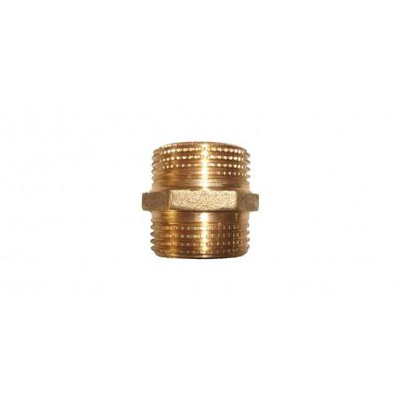 double socket male male brass 3 8 plumbing pipe installation water