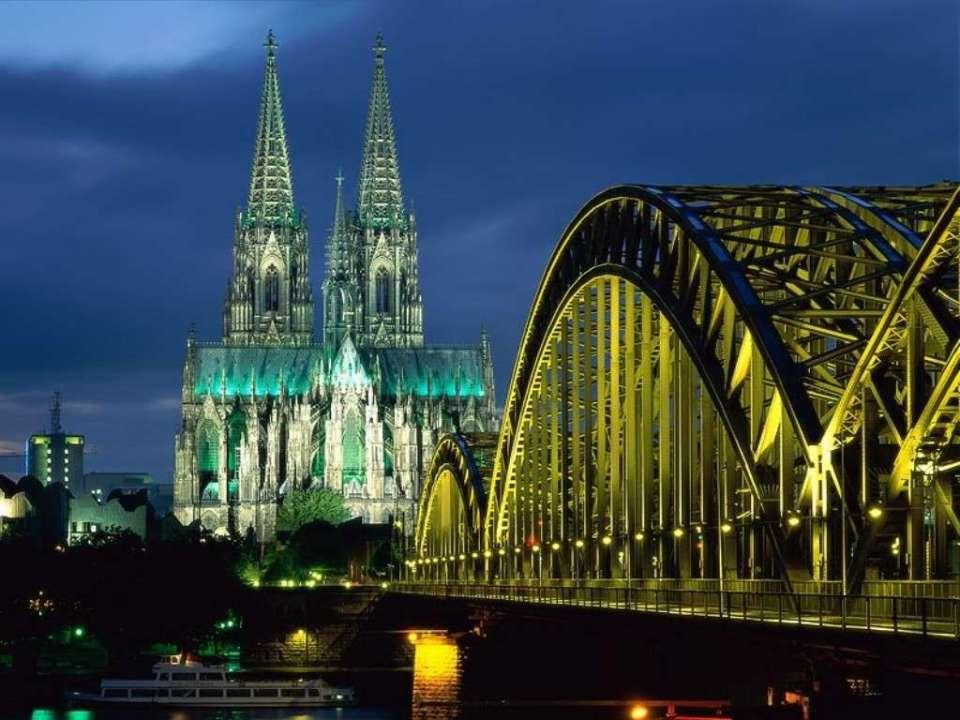 Colonia | Que ver | Información y turismo Alemania |