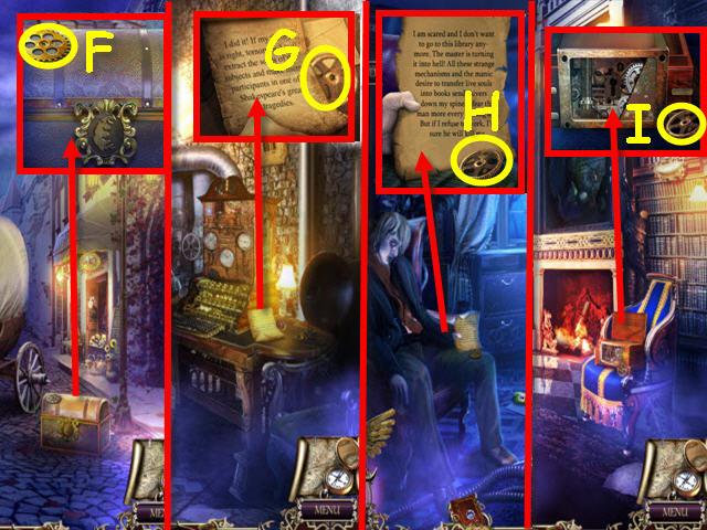 Pagine Morte: Ghost Biblioteca