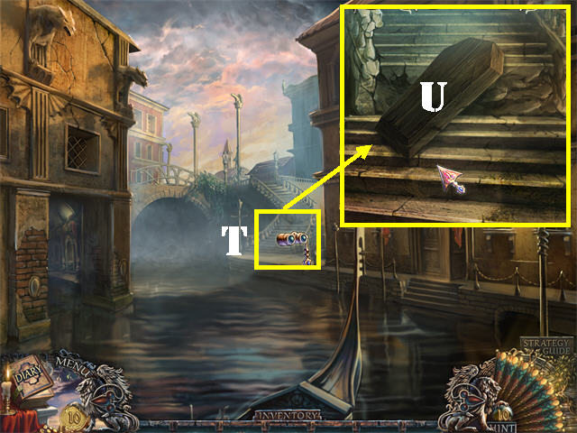 Grim Facciata: Mystery of Venice