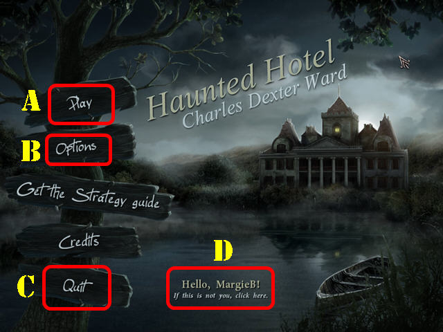 Haunted Hotel: Charles Dexter Ward,