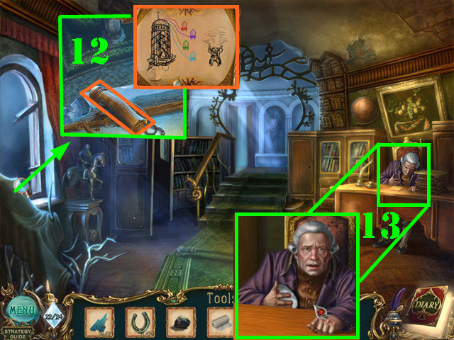 Legends Haunted: il Cavaliere di Bronzo
