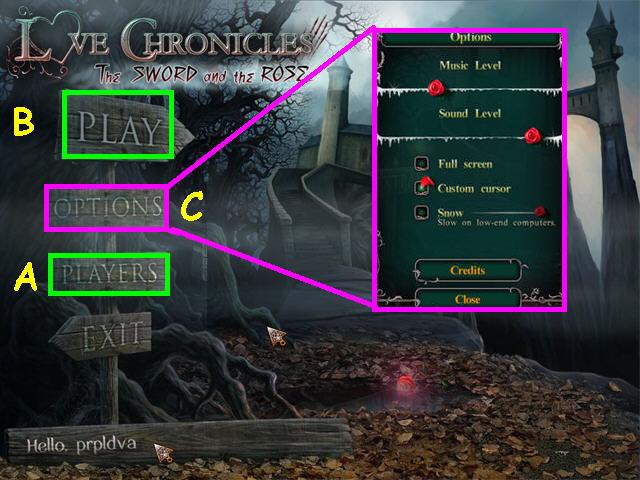 Love Chronicles: La spada e la rosa