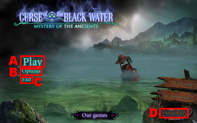 Mystery of the Ancients: La Maldición del Agua Negro