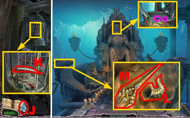 Mystery of the Ancients: La Maldición del Agua Negro
