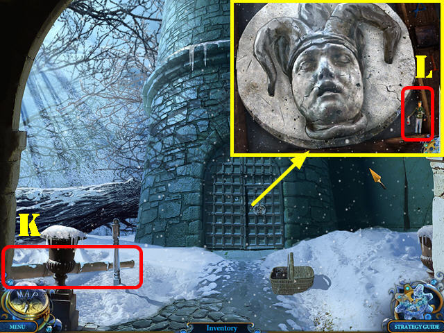 Real Detective: El Señor de las Estatuas