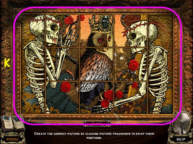 I racconti del terrore: Dawn Crimson