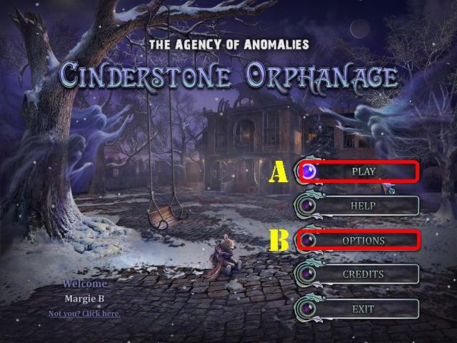 L'Agenzia delle anomalie: Cinderstone Orphanage