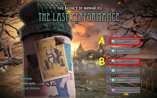 La Agencia de Anomalías: The Last Performance