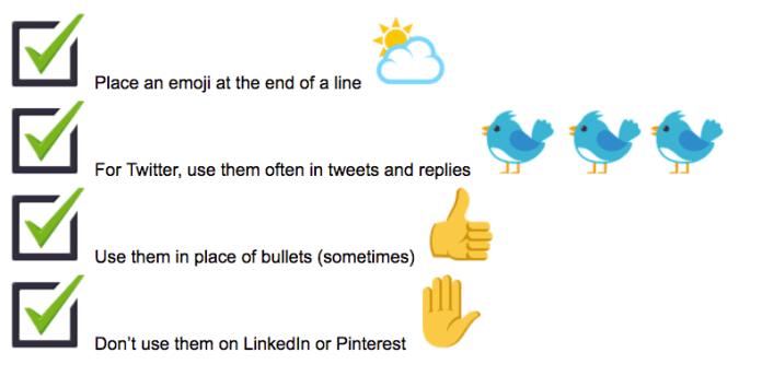 emoji ideas