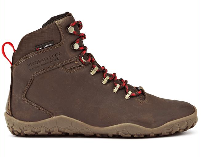 barefoot hiking boot