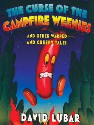 Campfire books can be scary, or funny, or both!