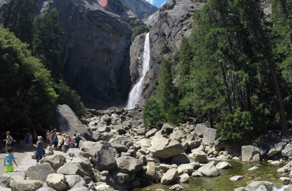 no half dome permit needed for upper pines campground
