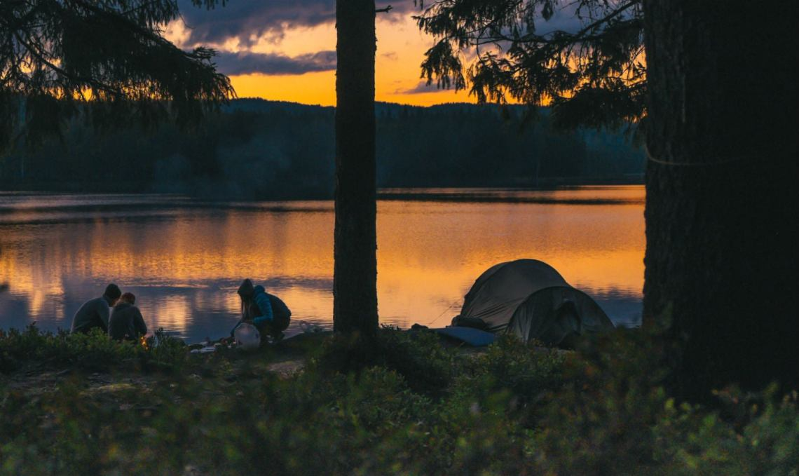 camping terms and other outdoor lingo