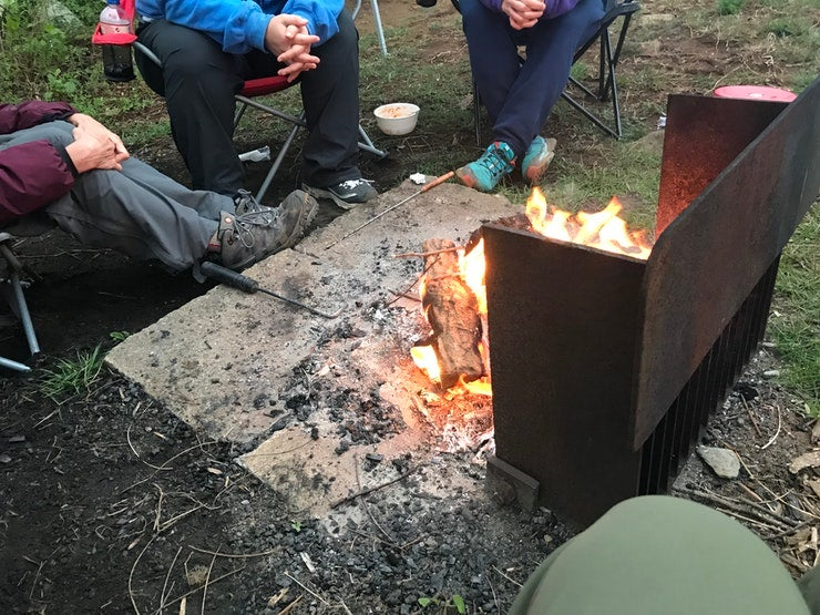 camping tips for campfires