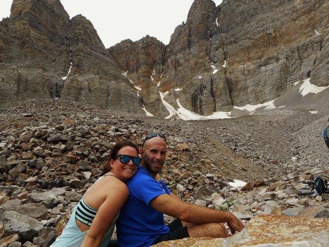 Baker Creek Great Basin National Park, Nevada