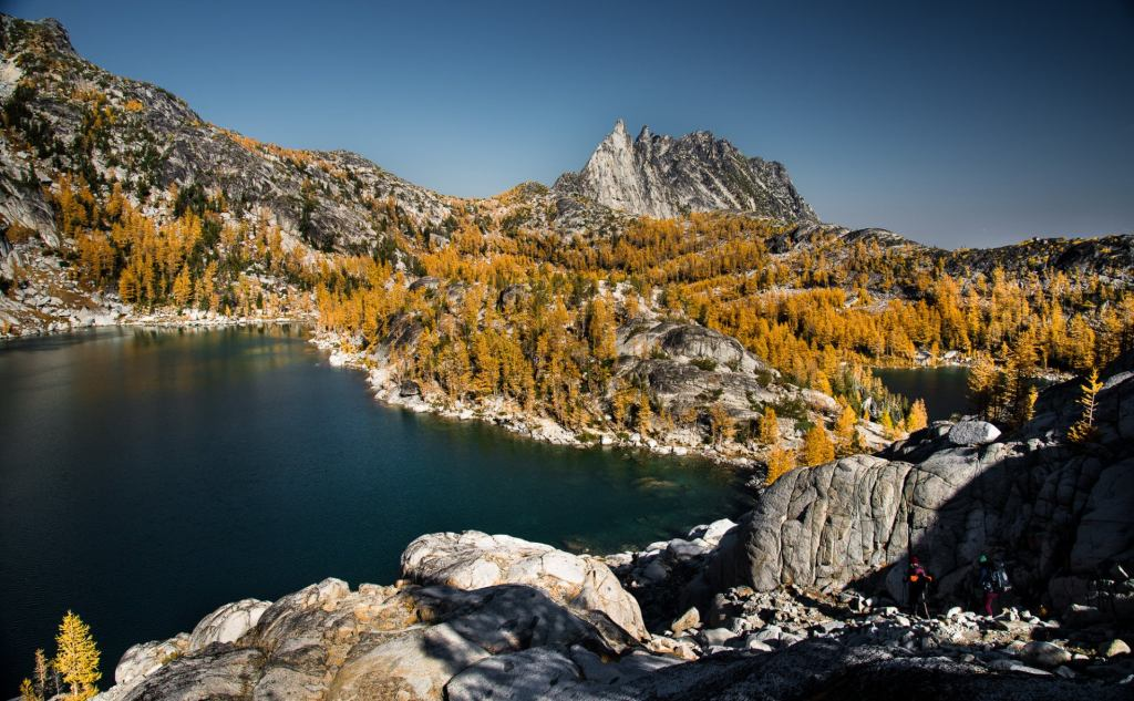 autumn woods near the enchantments